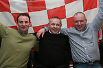 Jimmy Downey with Robert Finglas and Mark Murphy at his 40th in The Thatch...Photo NEWSFILE/Jenny Matthews.(Photo credit should read Jenny Matthews/NEWSFILE)....This Picture has been sent you under the condtions enclosed by:.Newsfile Ltd..The Studio,.Millmount Abbey,.Drogheda,.Co Meath..Ireland..Tel: +353(0)41-9871240.Fax: +353(0)41-9871260.GSM: +353(0)86-2500958.email: pictures@newsfile.ie.www.newsfile.ie.FTP: 193.120.102.198.
