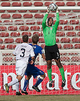 Earl Edwards. Italy defeated the US Under-17 Men's National Team 2-1 in Kaduna, Nigera on November 4th, 2009.