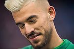 Daniel Ceballos Fernandez 'Dani Ceballos' of Real Betis Balompie prior to the La Liga 2016-17 match between Atletico de Madrid vs Real Betis Balompie at the Vicente Calderon Stadium on 14 January 2017 in Madrid, Spain. Photo by Diego Gonzalez Souto / Power Sport Images