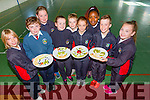 Pupils of Scoil Eoin,Balloonagh,Tralee put some colourful healthy dishes together to promote Healthy Eating Week at the School,they were, Corer Hughes,darragh O'Sullivan,Harry lauren Nolan,Simon Carey,Tara Kilgallen,Elizabeth Martin,Cillian Litchfield and Tegan O'Sullivan.