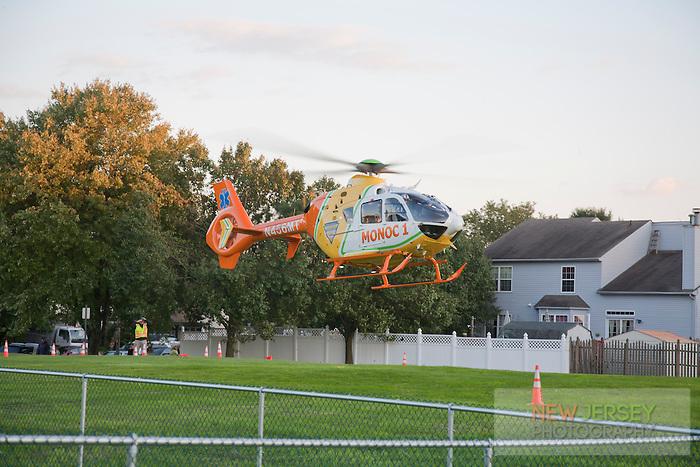 Eurocopter EC135 Med Evac Rescue Helicopter
