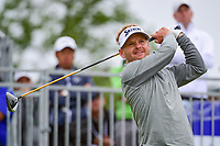 Soren Kjeldsen (DNK) watches his tee shot on 10 during round 3 of the Valero Texas Open, AT&amp;T Oaks Course, TPC San Antonio, San Antonio, Texas, USA. 4/22/2017.<br /> Picture: Golffile | Ken Murray<br /> <br /> <br /> All photo usage must carry mandatory copyright credit (&copy; Golffile | Ken Murray)