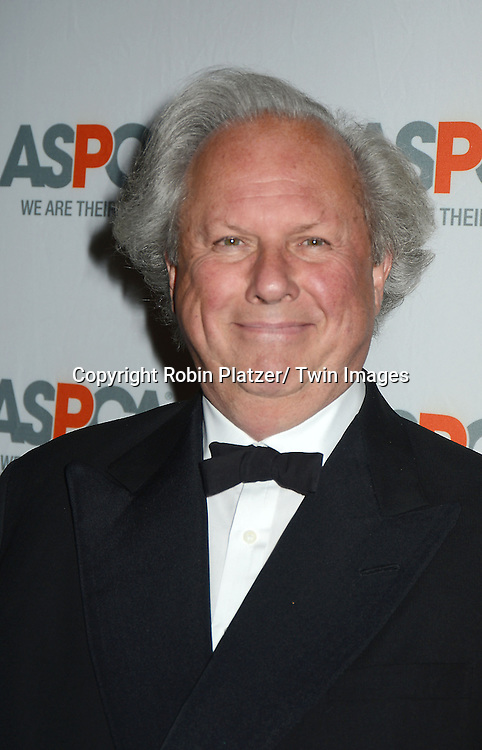 Graydon Carter attends the 16th Annual ASPCA Bergh Ball on April 11, 2013 at The Plaza Hotel in New York City.