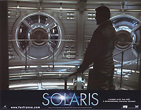 Solaris (2002) <br /> Lobby card<br /> *Filmstill - Editorial Use Only*<br /> CAP/KFS<br /> Image supplied by Capital Pictures