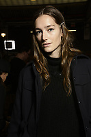 Zadig &amp; Voltaire 12/02/2018<br /> Model : Josephine Le Tutour<br /> Backstage, New York Fashion Week FW18 <br /> New York Fashion Week,  New York, USA in February 2018.<br /> CAP/GOL<br /> &copy;GOL/Capital Pictures<br /> Zadig &amp; Voltaire 12/02/2018<br /> Model : Josephine Le Tutour<br /> Backstage, New York Fashion Week FW18 <br /> <br /> New York Fashion Week,  New York, USA in February 2018.<br /> CAP/GOL<br /> &copy;GOL/Capital Pictures /MediaPunch ***NORTH AND SOUTH AMERICAS ONLY***