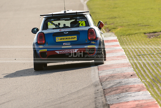 Stuart Gough - TDF Mini F56 JCW