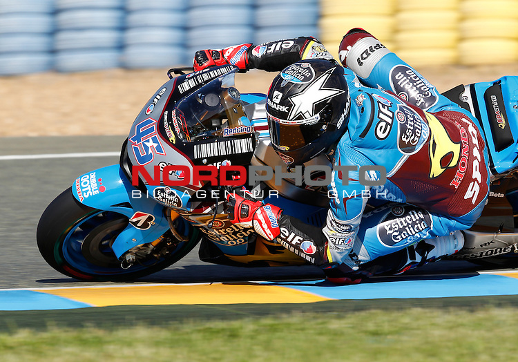 Monster Energy Grand Prix de France in Le Mans 14.-17.05.2015, Free Practice<br /> <br /> 45 Scott Redding / Gro&szlig;britannien<br /> <br /> Foto &copy; nordphoto / FSA