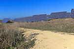 PV solar array at Cordel del Palmar,  near Vejer de la Frontera, Cadiz province, Spain