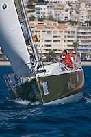 Esp 8471  .JazzTeVale  .Pablo Raiz  .Yago Lange  .RCN Dénia  .X-35 XXII Trofeo 200 millas a dos - Club Náutico de Altea - Alicante - Spain - 22/2/2008