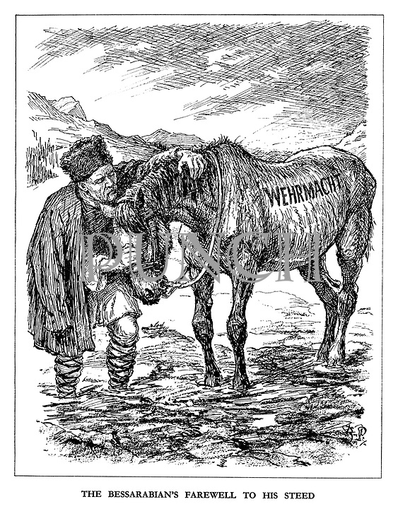 Ww2 cartoons from punch magazine by bernard partridge How to say goodbye in romanian