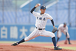 Sota Aoki, AUGUST 4, 2015 - Baseball : All Japan Little-Senior Baseball Championship third place match between Higashi Nerima senior 4-7 Shinjuku senior at Jingu stadium in Tokyo, Japan. (Photo by Yusuke Nakanishi/AFLO SPORT)