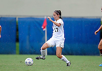 Florida International University women's soccer player Deana Rossi (17) plays against the University of Denver on October 16, 2011 at Miami, Florida. FIU won the game 1-0. .