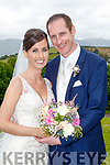 Deirdre Lynch, Castleisland, daughter of Eileen and the late Kevin and Sean Roche, Ballylongford, son of Sally&John who married last Saturday June 24th in St Mary's church, Castlegregory, with Fr Padraig Kennelly officiating. Bestman was Michael Roche, groomsman was Kevin Lynch. 1st bridesmaid was Norma Costello with Caoimhe Moloney. Pageboys were Sean Guiry&Finn Lynch. The reception was in the Ballyroe heights hotel, Tralee and the couple will reside in Castleisland.