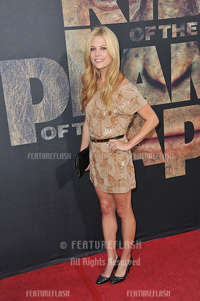 "Claire Coffee at the Los Angeles premiere of ""Rise of the Planet of the Apes"" at Grauman's Chinese Theatre, Hollywood..July 28, 2011  Los Angeles, CA.Picture: Paul Smith / Featureflash"