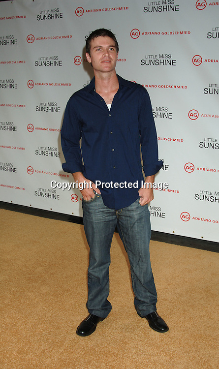 "Actor Justin Shiltown..at The New York Premiere of ""Little Miss Sunshine"" starring ..Greg Kinnear, Toni Collette and Abigail Breslin on July 25, 2006 at The AMC LoewsLincoln Theatre. ..Robin Platzer, Twin Images"
