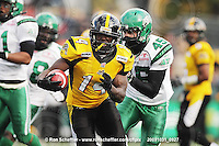 20091031 CFL Saskatchewan Roughriders at Hamilton Tiger-Cats