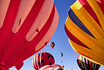 Kodak Albuquerque International Balloon Fiesta lift off.