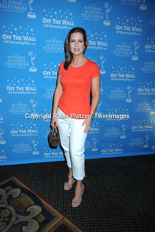 Martha Byrne attending The Gifting Suite for the Daytime Emmy Awards on June 18, 2011 at The Las Vegas Hilton in Las Vegas, Nevada. Off The Wall  Productions produced the Gifting Suite.