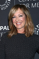 LOS ANGELES - NOV 21:  Allison Janney at the The Paley Honors: A Special Tribute To Television's Comedy Legends at Beverly Wilshire Hotel on November 21, 2019 in Beverly Hills, CA