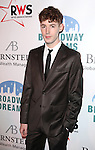 Blake Daniel  attending the Broadway Dreams Foundation's 'Champagne & Caroling Gala' at Celsius at Bryant Park, New York on December 10, 2012