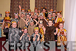 Jungle Book: Pictured at The Tintean, Ballybunion on Saturday night, are the Jungle Book Cast of West Limerick Stage Schools show.