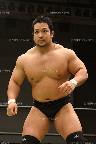 Daisuke Sekimoto, MAY 4th, 2010 - Pro Wrestling : DDT Pro-Wrestling event at Korakuen Hall in Tokyo, Japan. (Photo by Yukio Hiraku/AFLO).