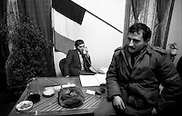 Organizing a Revolution after Dictator Ceaucescus dead, Romania 1990