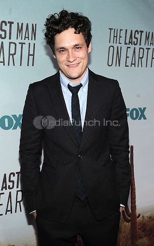 LOS ANGELES - FEBRUARY 24: Executive Producer Phil Lord arrives at an exclusive screening of the premiere episode of FOX's 'The Last Man on Earth' at Big Daddy's Antique Shop on February 24, 2015 in Los Angeles, California. Credit: PGFM/MediaPunch