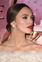 Keira Knightley<br /> 'The Nutcracker and the Four Realms' European Film Premiere at Westfield, London, England  on November 01,  2018.<br /> CAP/PL<br /> &copy;Phil Loftus/Capital Pictures