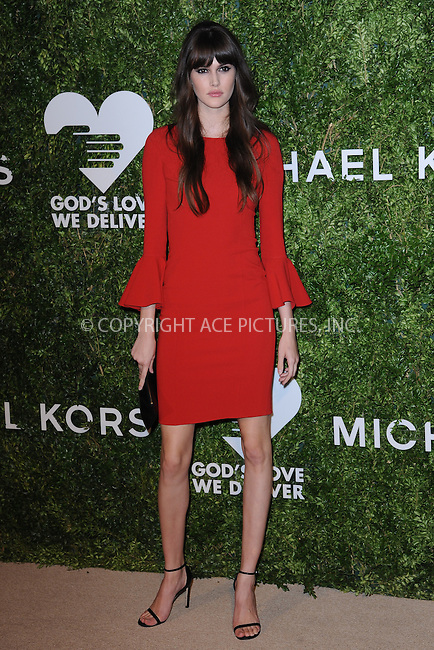 www.acepixs.com<br /> October 17, 2016  New York City<br /> <br /> Vanessa Moody attending the God's Love We Deliver Golden Heart Awards on October 17, 2016 in New York City.<br /> <br /> <br /> Credit: Kristin Callahan/ACE Pictures<br /> <br /> <br /> Tel: 646 769 0430<br /> Email: info@acepixs.com
