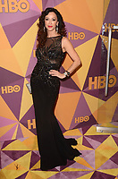 BEVERLY HILLS, CA - JANUARY 7: Sofia Milos at the HBO Golden Globes After Party, Beverly Hilton, Beverly Hills, California on January 7, 2018. <br /> CAP/MPI/DE<br /> &copy;DE//MPI/Capital Pictures