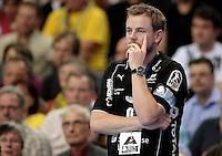 EHF Champions League Handball Damen / Frauen / Women - HC Leipzig HCL : SD Itxako Estella (spain) - Arena Leipzig - Gruppenphase Champions League - im Bild: HCL Trainer Heine Jensen . Portrait Porträt Coach . Foto: Norman Rembarz .