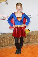 UNIVERSAL CITY, CA - OCTOBER 21:  Bailey Butain at the Camp Ronald McDonald for Good Times 20th Annual Halloween Carnival at the Universal Studios Backlot on October 21, 2012 in Universal City, California. ©mpi28/MediaPunch Inc. /NortePhoto