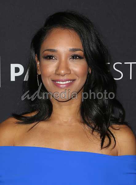 """18 March 2017 - Hollywood, California - Candice Patton. The Paley Center For Media's 34th Annual PaleyFest Los Angeles - The CW """"Heroes & Aliens"""" held at Dolby Theatre. Photo Credit: AdMedia"""