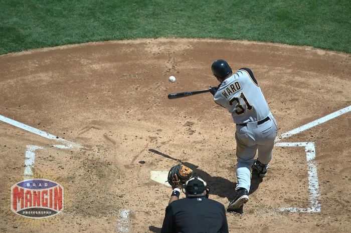 Daryle Ward. Baseball: Pittsburgh Pirates vs San Francisco Giants. San Francisco, CA 5/15/2004 MANDATORY CREDIT: Brad Mangin/MLB Photos
