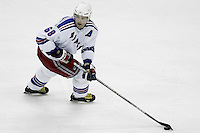 16 January 2006: New York Rangers' Jaromir Jagr plays against the Columbus Blue Jackets at Nationwide Arena in Columbus, Ohio.<br />
