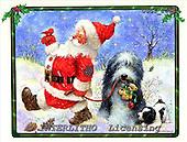 GIORDANO, CHRISTMAS SANTA, SNOWMAN, WEIHNACHTSMÄNNER, SCHNEEMÄNNER, PAPÁ NOEL, MUÑECOS DE NIEVE, paintings+++++,USGI2058,#X#