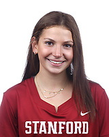 Stanford, CA - September 20, 2019: Aliza Mehlman, Athlete and Staff Headshots
