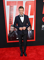 Jeremy Renner at the world premiere for &quot;TAG&quot; at the Regency Village Theatre, Los Angeles, USA 07 June  2018<br /> Picture: Paul Smith/Featureflash/SilverHub 0208 004 5359 sales@silverhubmedia.com