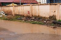 Rain ,Siem Reap <br /> , Cambodia<br /> <br /> PHOTO :  Agence Quebec Presse<br /> <br /> <br /> <br /> <br /> <br /> PHOTO : Agence Quebec Presse