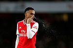 Arsenal's Joe Willock during the Premier League match at the Emirates Stadium, London. Picture date: 5th December 2019. Picture credit should read: David Klein/Sportimage