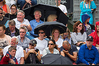 Den Bosch, Netherlands, 10 June, 2016, Tennis, Ricoh Open, Rain droplets<br /> Photo: Henk Koster/tennisimages.com