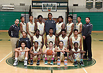12-15-16, Huron High School boy's freshman basketball team