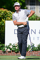 Graeme McDowell (NIR) watches his tee shot on 15 during the round 1 of the Dean &amp; Deluca Invitational, at The Colonial, Ft. Worth, Texas, USA. 5/25/2017.<br /> Picture: Golffile | Ken Murray<br /> <br /> <br /> All photo usage must carry mandatory copyright credit (&copy; Golffile | Ken Murray)