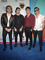 LOS ANGELES, CA - JUNE 2: 5 Seconds Of Summer at iHeartRadio Wango Tango by AT&amp;T at Banc of California Stadium in Los Angeles, California on June 2, 2018. <br /> CAP/MPI/FS<br /> &copy;FS/MPI/Capital Pictures