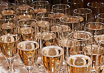 Champagne 02 - Champagne flute glasses filled with Champagne