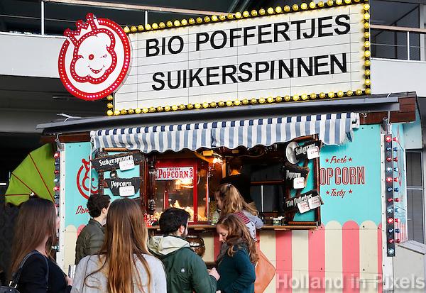Nederland Amsterdam 2015 11 28. Foodfestival met food trucks in de Rai. Foto Berlinda van Dam / Hollandse Hoogte