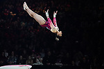 Gymnastics World Cup  23.3.19. World Resorts Arena. Birmingham UK. Ellie Downie (GBR) in action