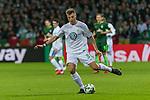 11.02.2018, Weserstadion, Bremen, GER, 1.FBL, SV Werder Bremen vs VfL Wolfsburg<br /> <br /> im Bild<br /> Robin Knoche (VfL Wolfsburg #31),  <br /> <br /> Foto &copy; nordphoto / Ewert