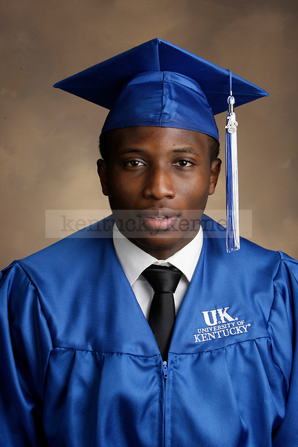 Onotu, Philip photographed during the Feb/Mar, 2013, Grad Salute in Lexington, Ky.